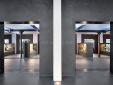 Innenansicht des Ausstellungsraume