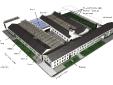 schematische Darstellung aller Gebäude